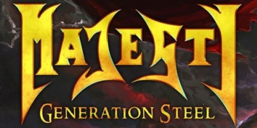 Majesty, Evertale, Rebel: Generation Steel 2016 Tour <br><small><small><small>