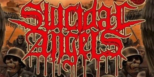 Suicidal Angels, Skull Fist, Evil Invaders, Mortillery<br><small><small><small>