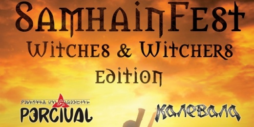 SamhainFest 2016 a Witcher 3 zen�j�vel<br><small><small><small>