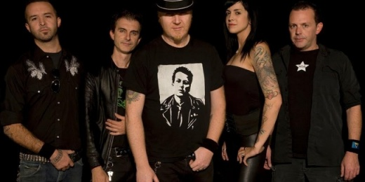 The Mahones (CAN)  -  St. Patrick&amp;#8217;s Tour 2017<br><small><small><small>