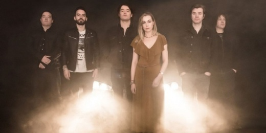 Anathema - The Optimist Tour 2017 - Durer kert<br><small><small><small>