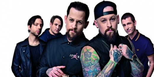 Good Charlotte a Budapest Parkban<br><small><small><small>