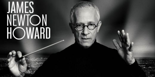 James Newton Howard Budapesten- 3 Decades of Hollywood Music<br><small><small><small>