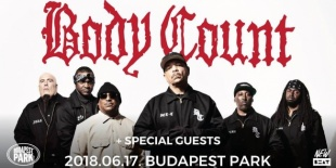 BODY COUNT feat. ICE-T - Budapest Park