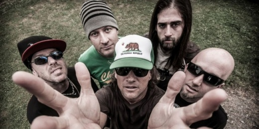 Ugly Kid Joe a Barba Negra Trackben!<br><small><small><small>