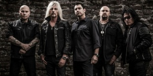 Axel Rudi Pell, The Unity, Chris Bay Budapesten
