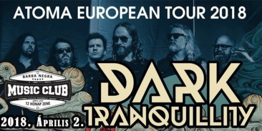 Dark Tranquillity, Equilibrium koncert a Barba Negra klubban<br><small><small><small>