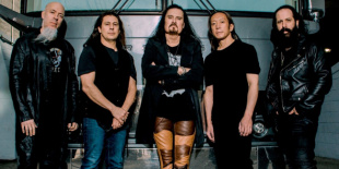 Dream Theater a Sportarenaban
