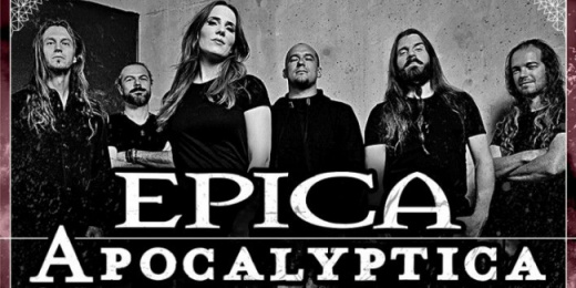 A CONCERTO Music bemutatja: The Epic Apocalypse Tour 2020<br><small><small><small>